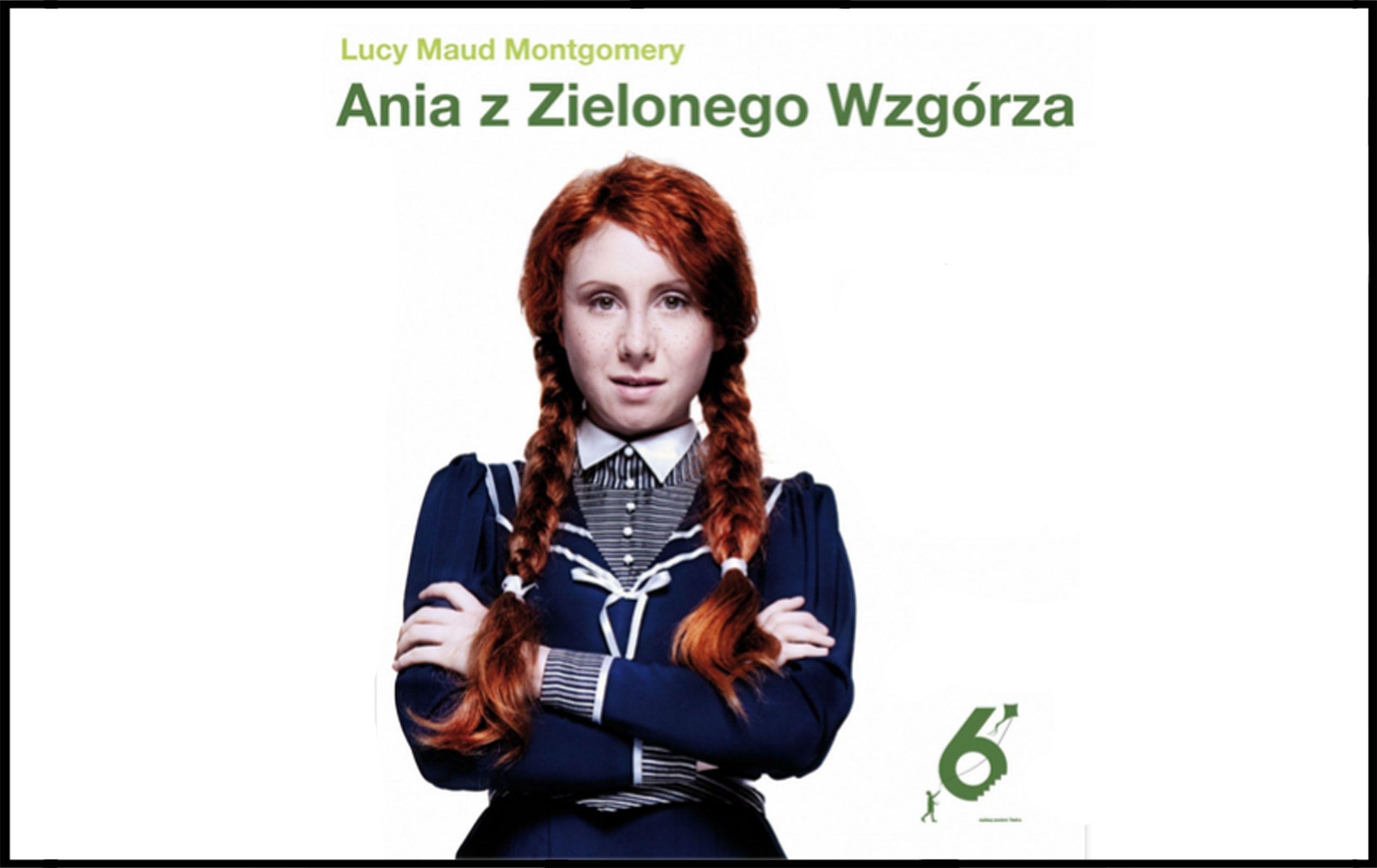 ania z zielonego wzgorza teatr 6 pietro