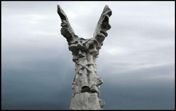 pomnik bitwy o monte cassino ikona