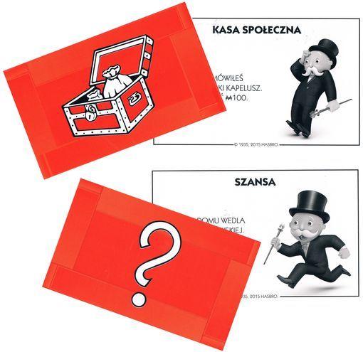 karty gry monopoly warszawa