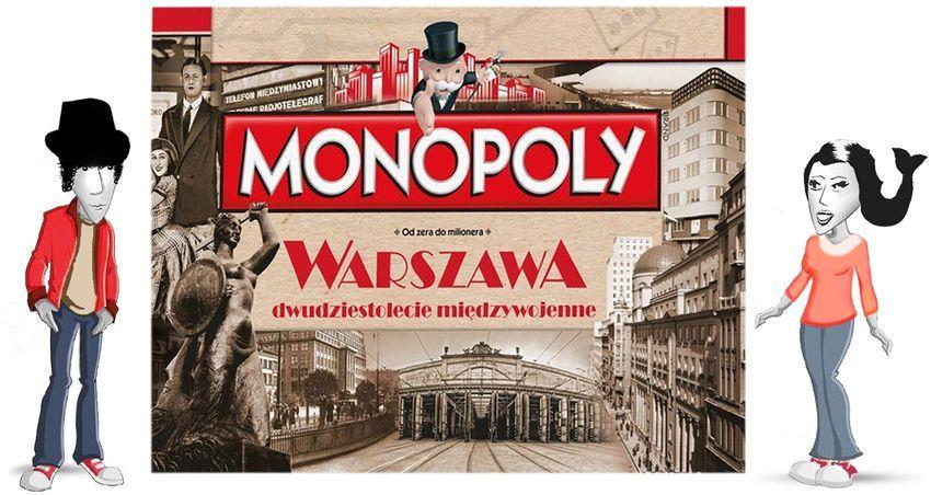 Gry o Warszawie