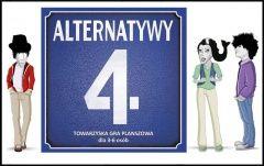 Alternatywy 4 – gra planszowa