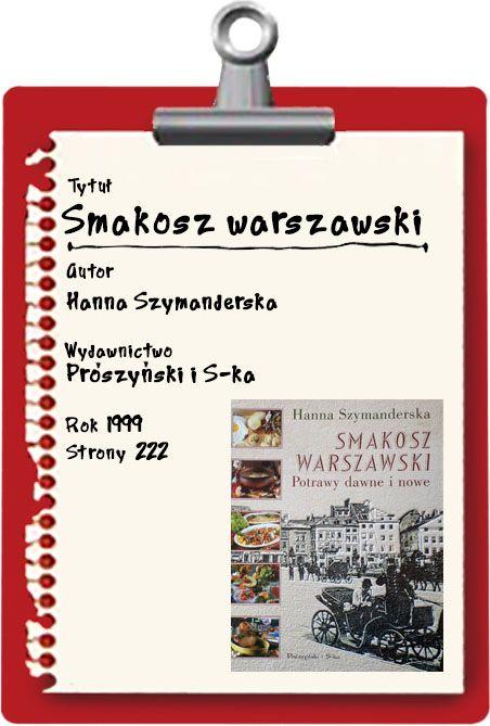 smakosz warszawski