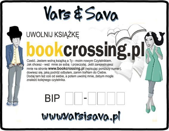 bookcrossing vars sava