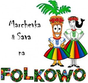 Marchewkowo na folkowo
