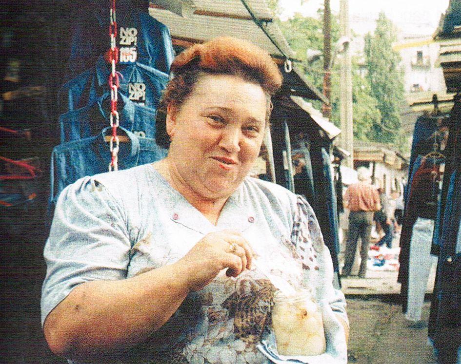 pani hania z bazaru rozyckiego