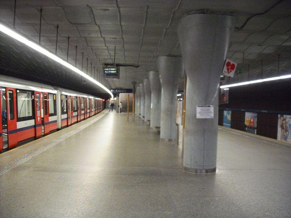 stacja metra 3