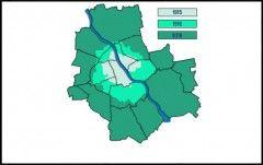 GTWb – Akcja CII – Sto lat, sto lat, niech żyją, żyją nam! [tereny włączone do Warszawy w 1916 r.]