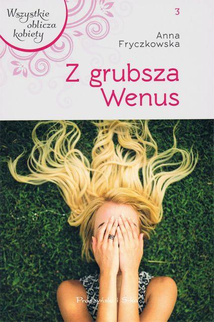 Warszawa czyta_Anna Fryczkaowska_Z grubsza_wenus