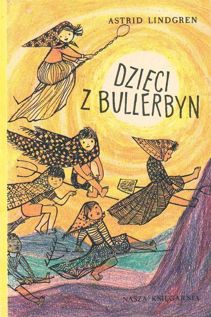 Warszawa czyta_Dzieci z Bullerbyn_Astrid Lindgren