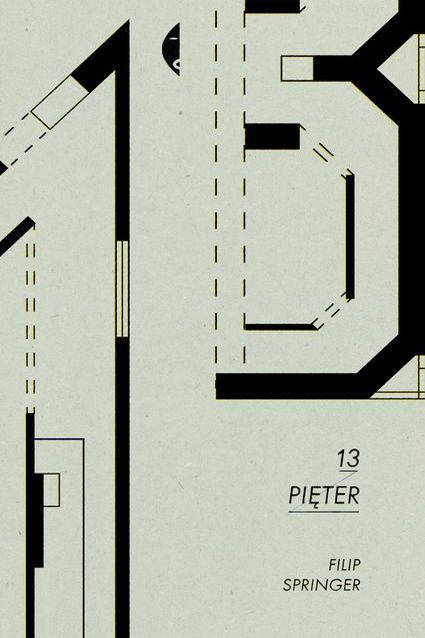 Warszawa czyta_Filip Springer_13 pietro