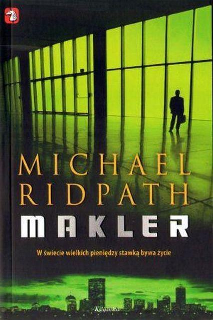 Warszawa czyta_Michael Ridpath_Makler