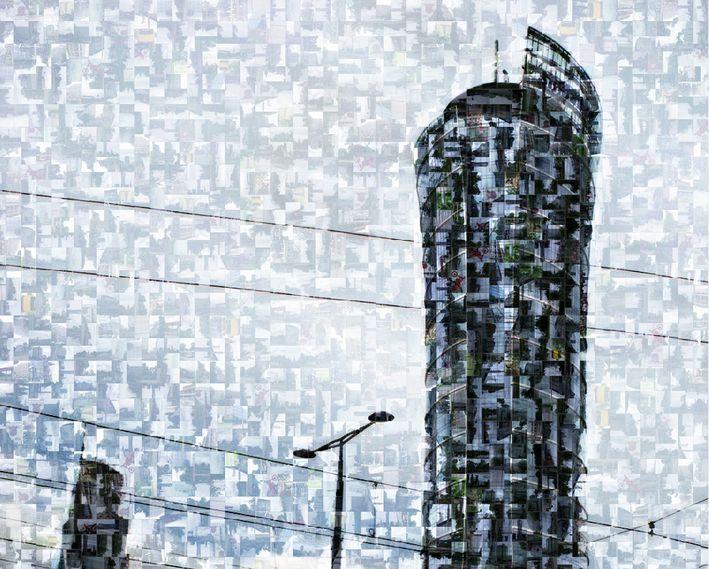 warsaw spire_mozaika2