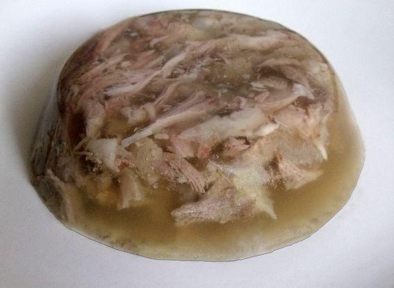 meduza czyli zimne nozki