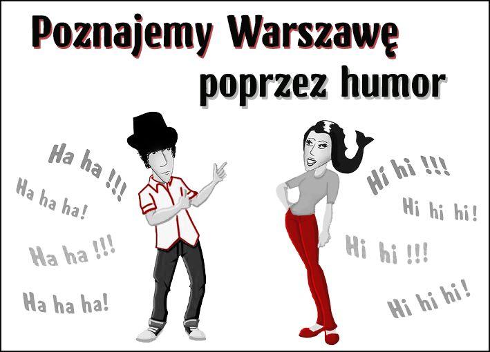 humor w Warszawie