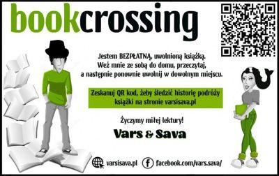 Bookcrossing w Warszawie – Wakacyjne uwalnianie książek