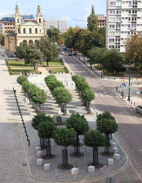 Rewitalizacja ulicy Chłodnej