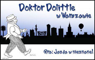 Doktor Dolittle w Warszawie