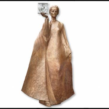 Pomnik Marii Skłodowskiej-Curie