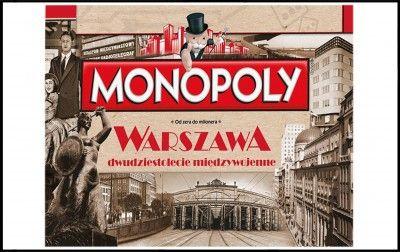 Monopoly – Warszawa. Dwudziestolecie międzywojenne