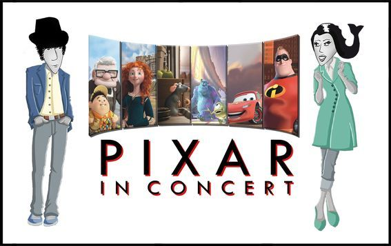 Pixar in concert – Koncert Muzyki Filmowej