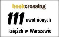 Bookcrossing w Warszawie – 111 książek