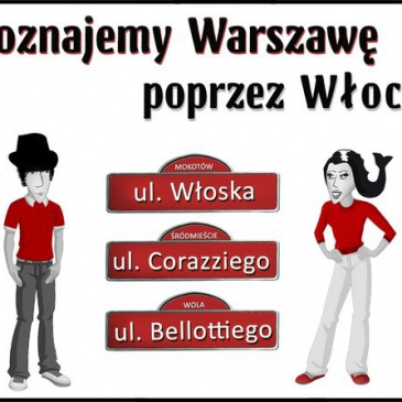 Przygoda włoskiego malarza w Warszawie