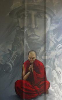 wola-rondo-tybetu-mural-warszawa