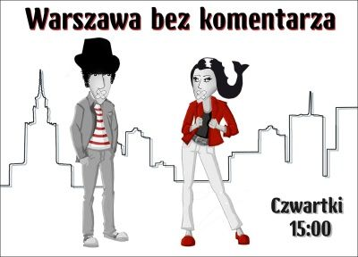 Warszawa bez komentarza – NR 24/76/