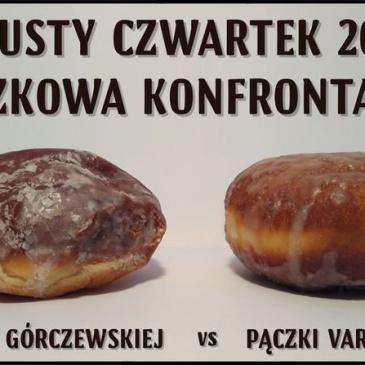Pączki z Górczewskiej vs Pączki VarSavskie