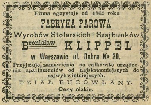 Najnowszy przewodnik po Warszawie z 1902 roku