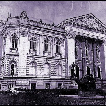 Inauguracja Zachęty – Pałac Sztuki otwarty w 1900 r.