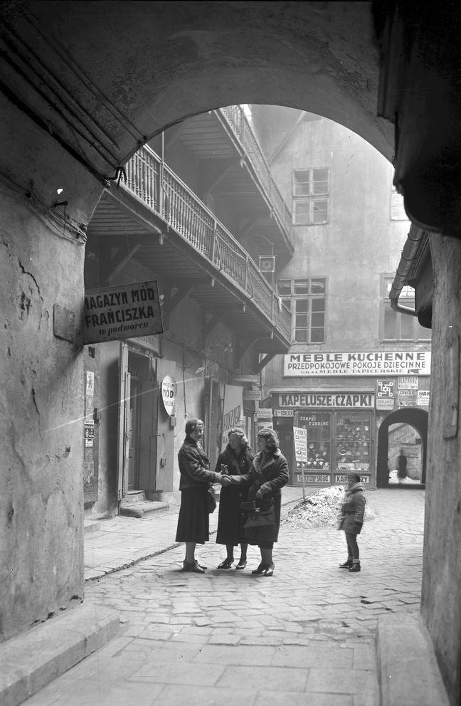 Warszawa lata 20.