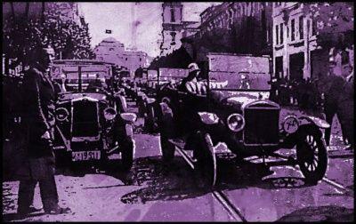 Warszawa lata 20. – zdjęcia z albumu Foto Retro
