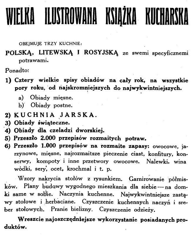 Wielka ilustrowana książka kucharska Helena Mołochowiec