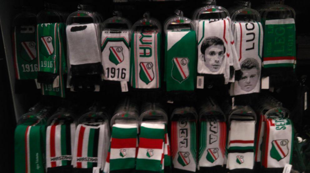 Fanstore Legia Warszawa