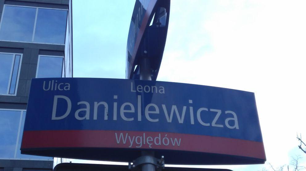 ulica Leona Danielewicza