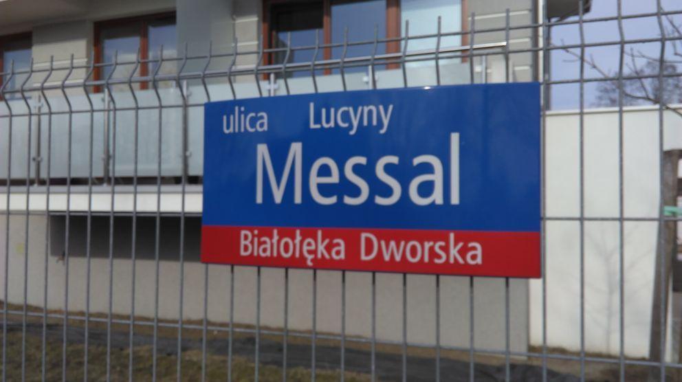 ulica Lucyny Messal
