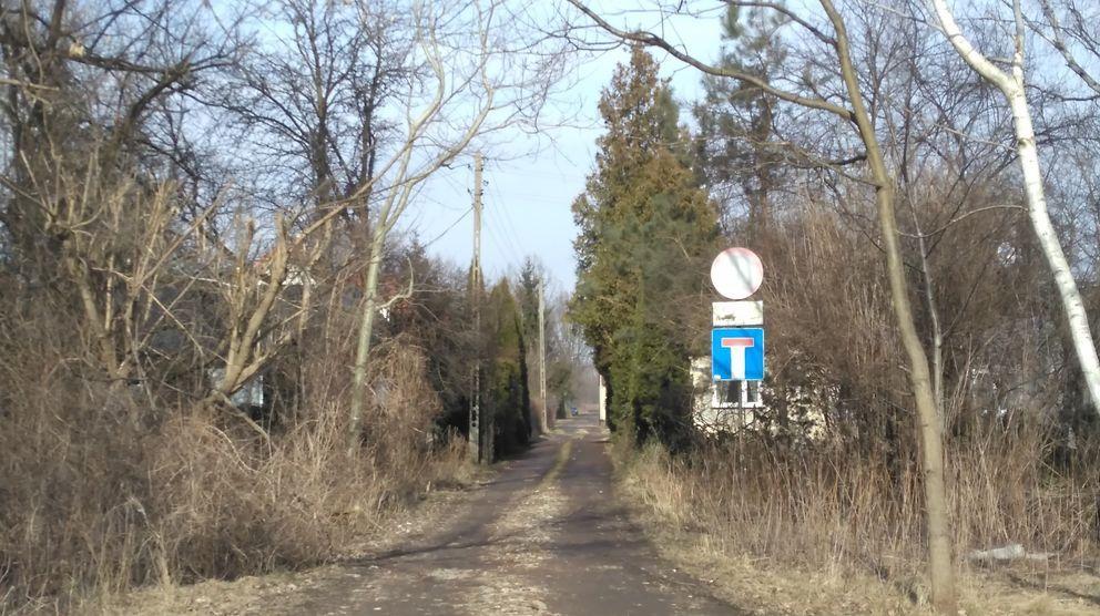ulica Poli Negri