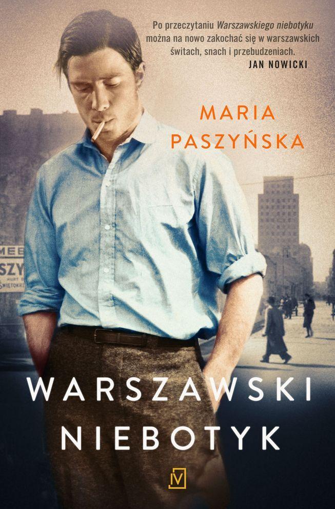 Warszawski niebotyk Maria Paszyńska