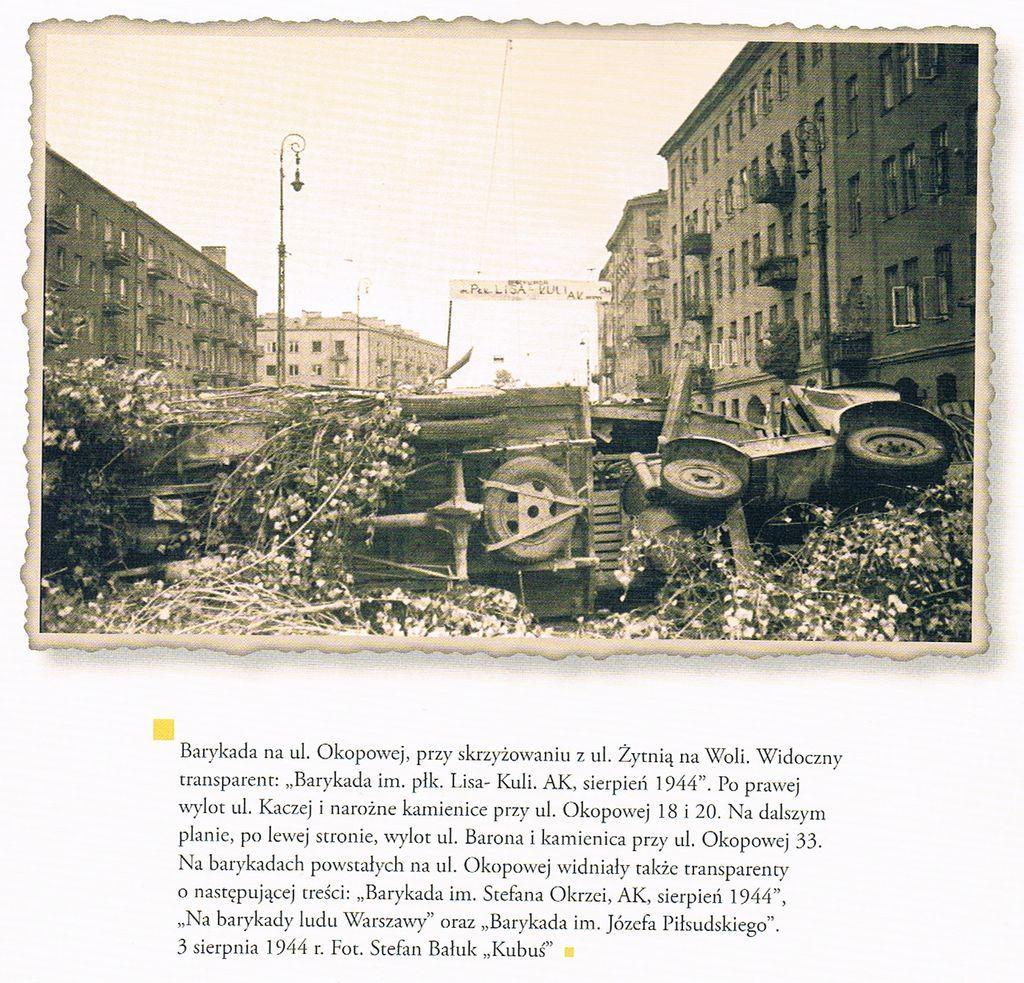 Książki o Powstaniu Warszawskim