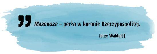 Jerzy Waldorff o zespole Mazowsze