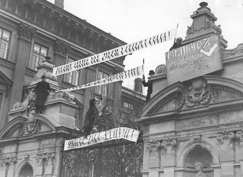 Warszawa lata 30