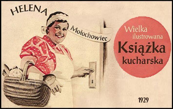 Wielka ilustrowana ksiazka kucharska Helena Mołochowiec