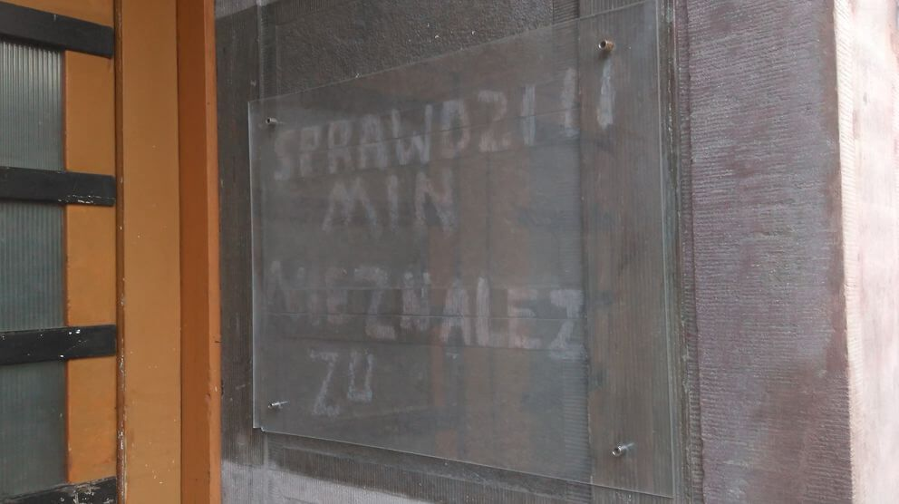 Wojenna Warszawa