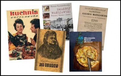 Książki kucharskie Kuchnia warszawska