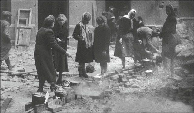 Co jedli Powstańcy warszawscy?