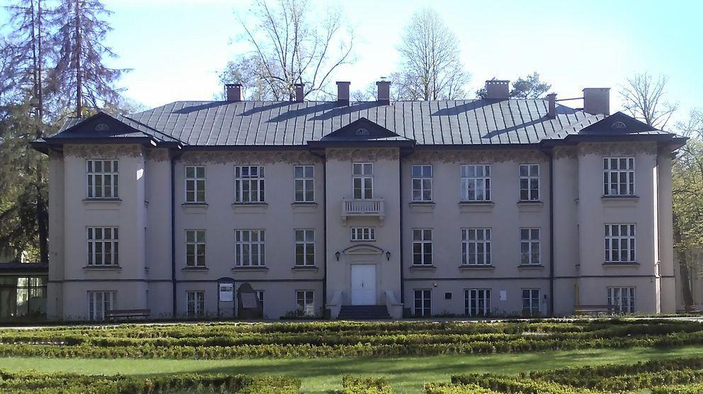 Pałac w Karolinie