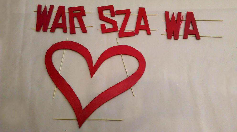Randka z Warszawą