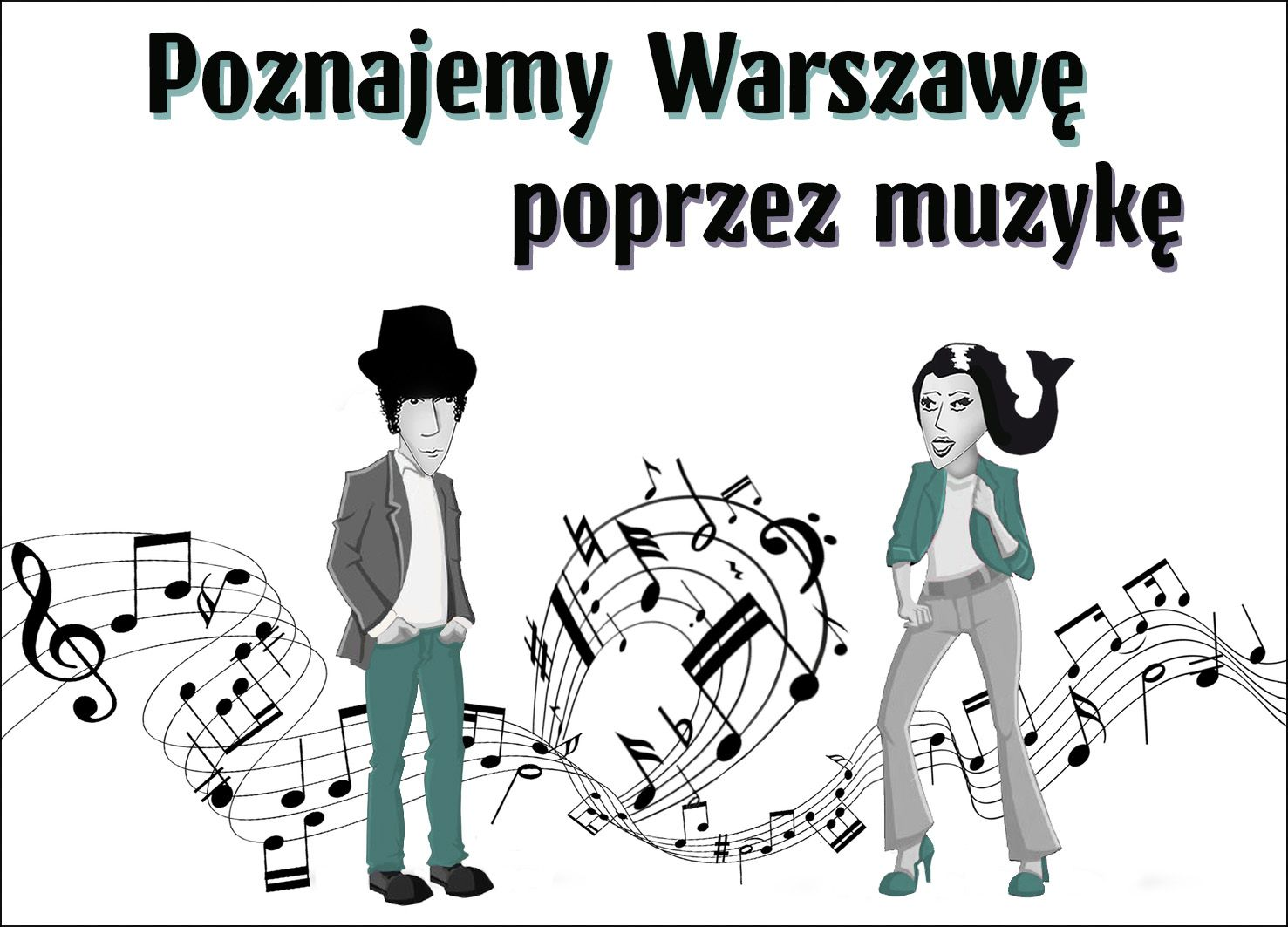 poznajemy warszawe poprzez muzyke