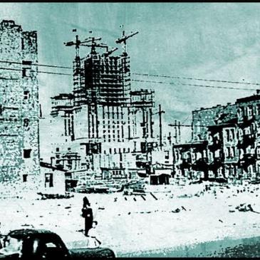 Warszawa lata 50. – zdjęcia z albumu Foto Retro i NAC